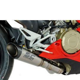 Глушитель SC Project S1 для Ducati Panigale V4 18-19