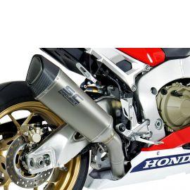 Глушитель SC Project SC1-R для Honda CBR1000RR 17-19