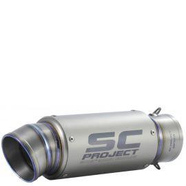 Глушитель SC Project GP70-R универсальный 60 мм