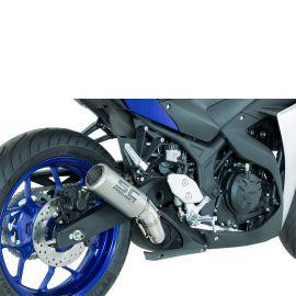 Глушитель SC Project CR-T для Yamaha R3 15-17