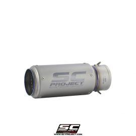 Глушитель SC Project Slip-On CR-T титан для Honda CBR1000RR 17-19