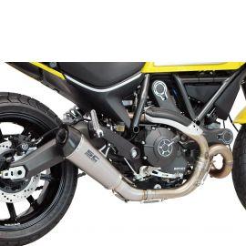 Глушитель SC Project Conic для Ducati Scrambler 15-18