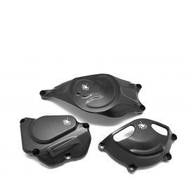 Защита крышек ДВС комплект (3 шт) SPIDER для Kawasaki ZX-10R 11-20