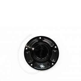 Крышка бензобака SPIDER для Kawasaki ZX-6R 07-17, Z750 07-12, Z800 13-16, ZX-10R 06-20, Z1000SX 11-20, H2 16-20, ZZR1400