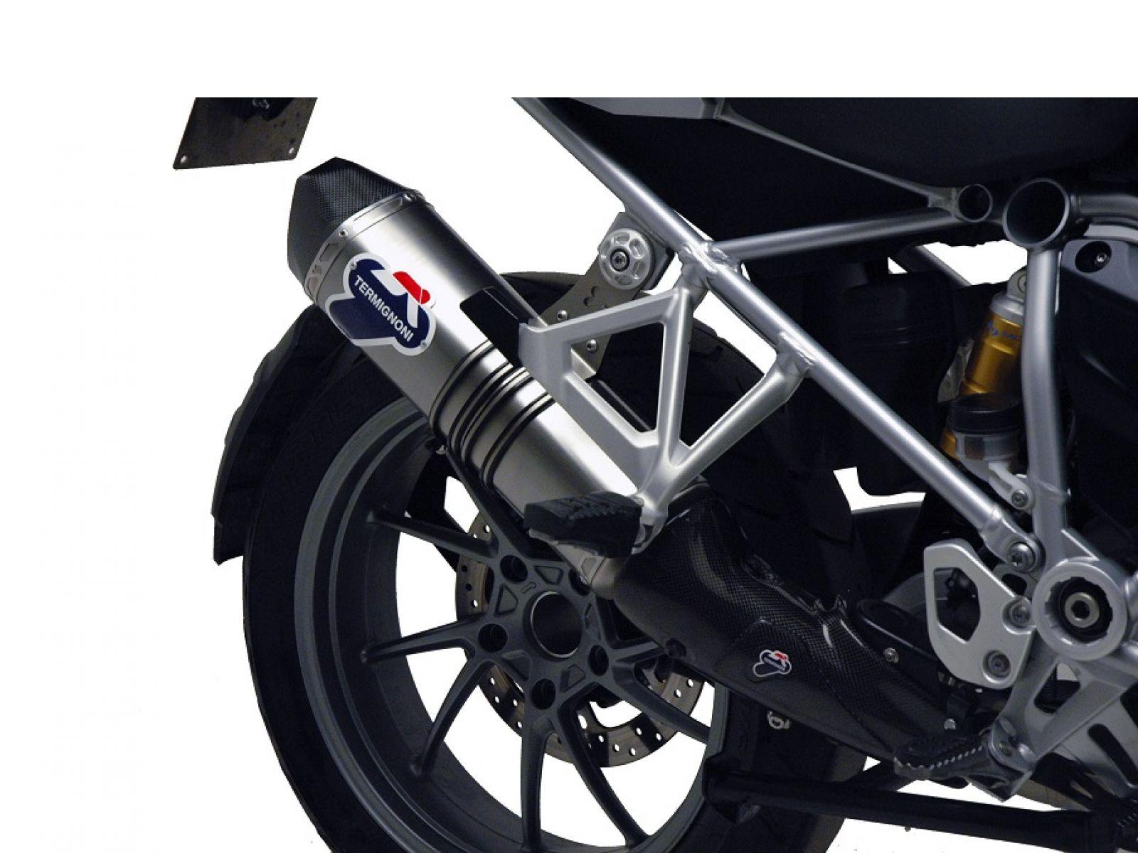Глушитель Termignoni для BMW R1200GS 13-16