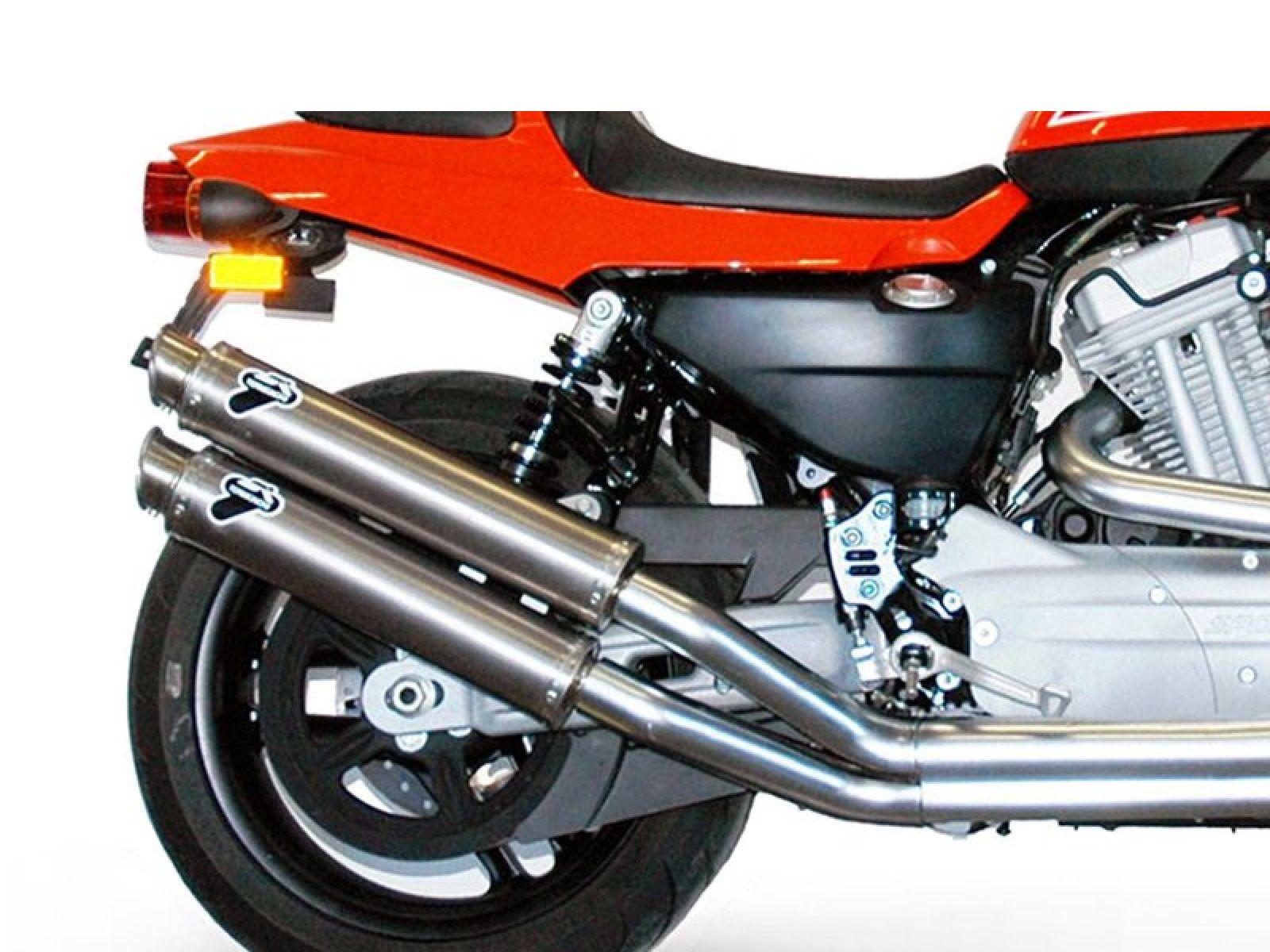 Выхлопная система Termignoni для Harley Davidson XR-1200 08-11