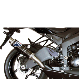 Глушитель Termignoni для Kawasaki ZX-6R 09-13