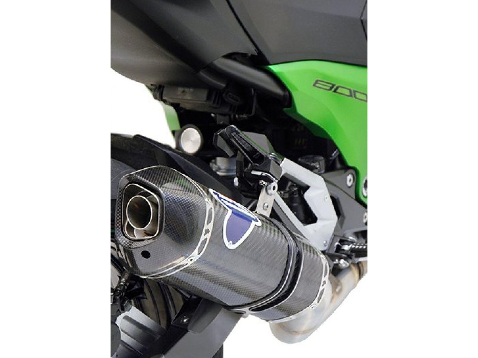 Глушитель Termignoni для Kawasaki Z800e 13-16