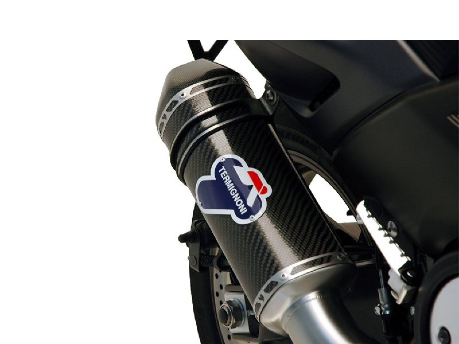 Выхлопная система Termignoni для Yamaha T-Max 530 12-14
