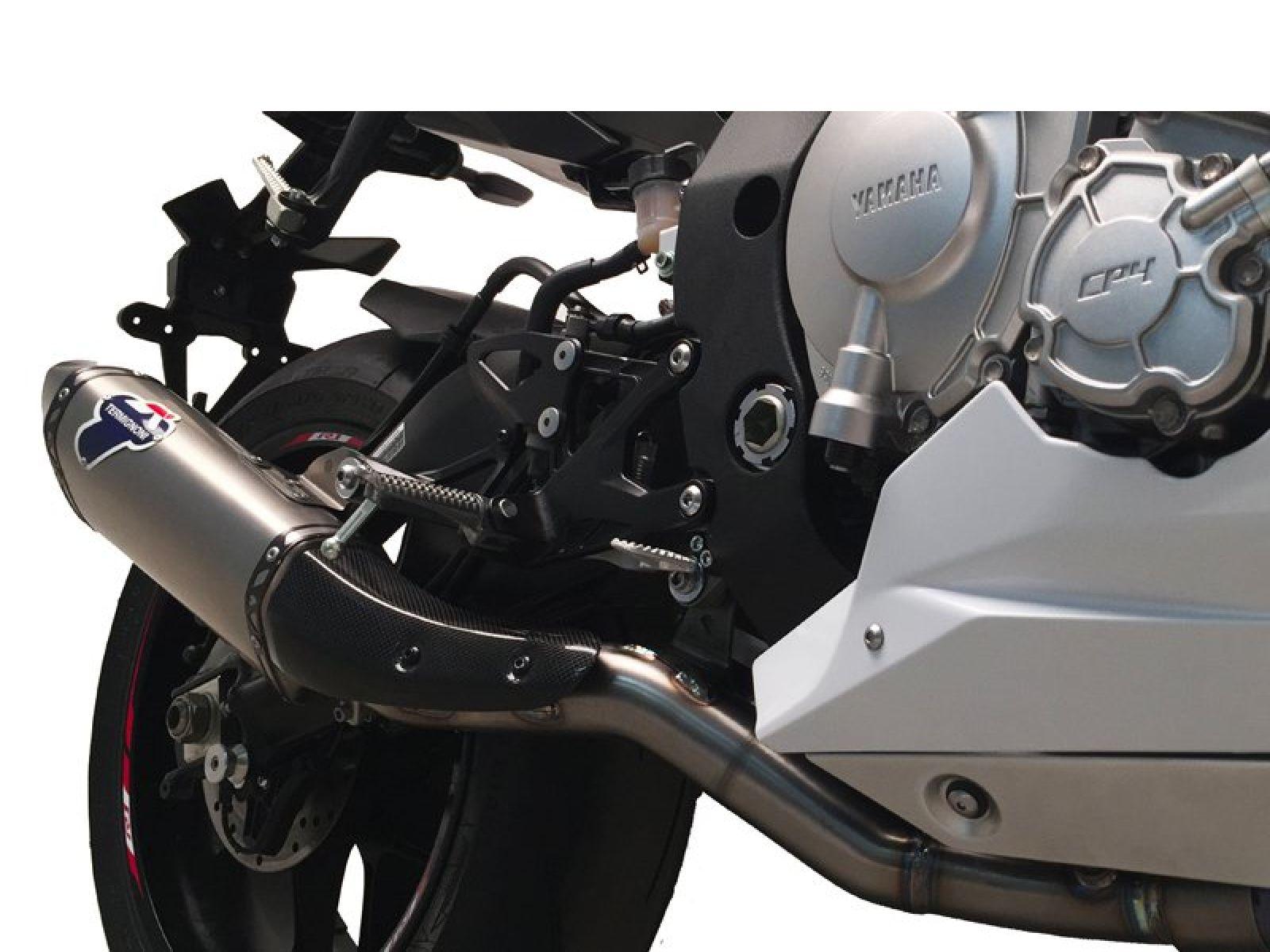 Глушитель Termignoni для Yamaha R1 15-16, R1M 15-16