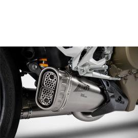 Комплект глушителей Zard для Ducati Streetfighter V4 20-21