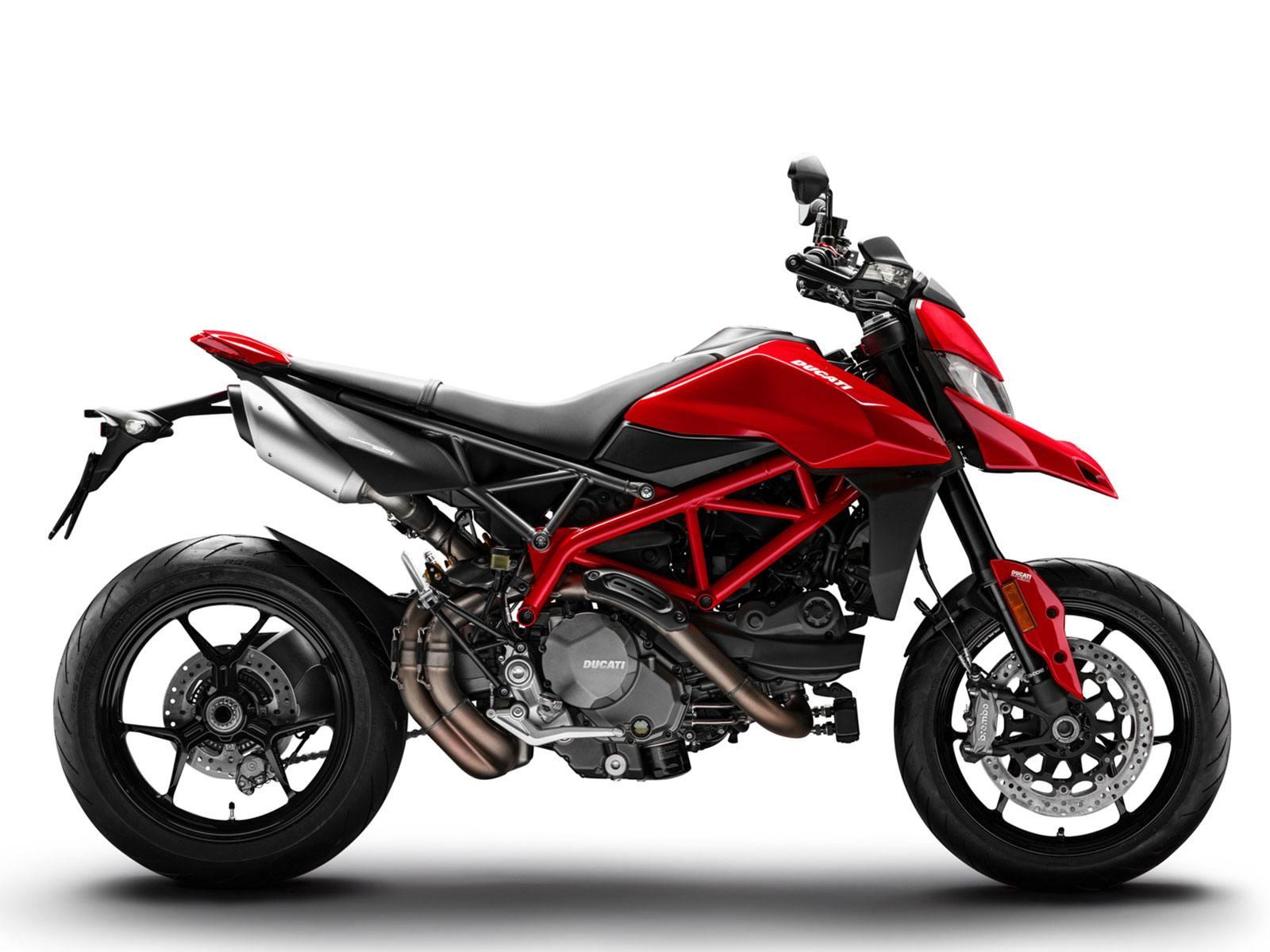 Мотоцикл DUCATI Hypermotard 950 - Ducati Red (2019)