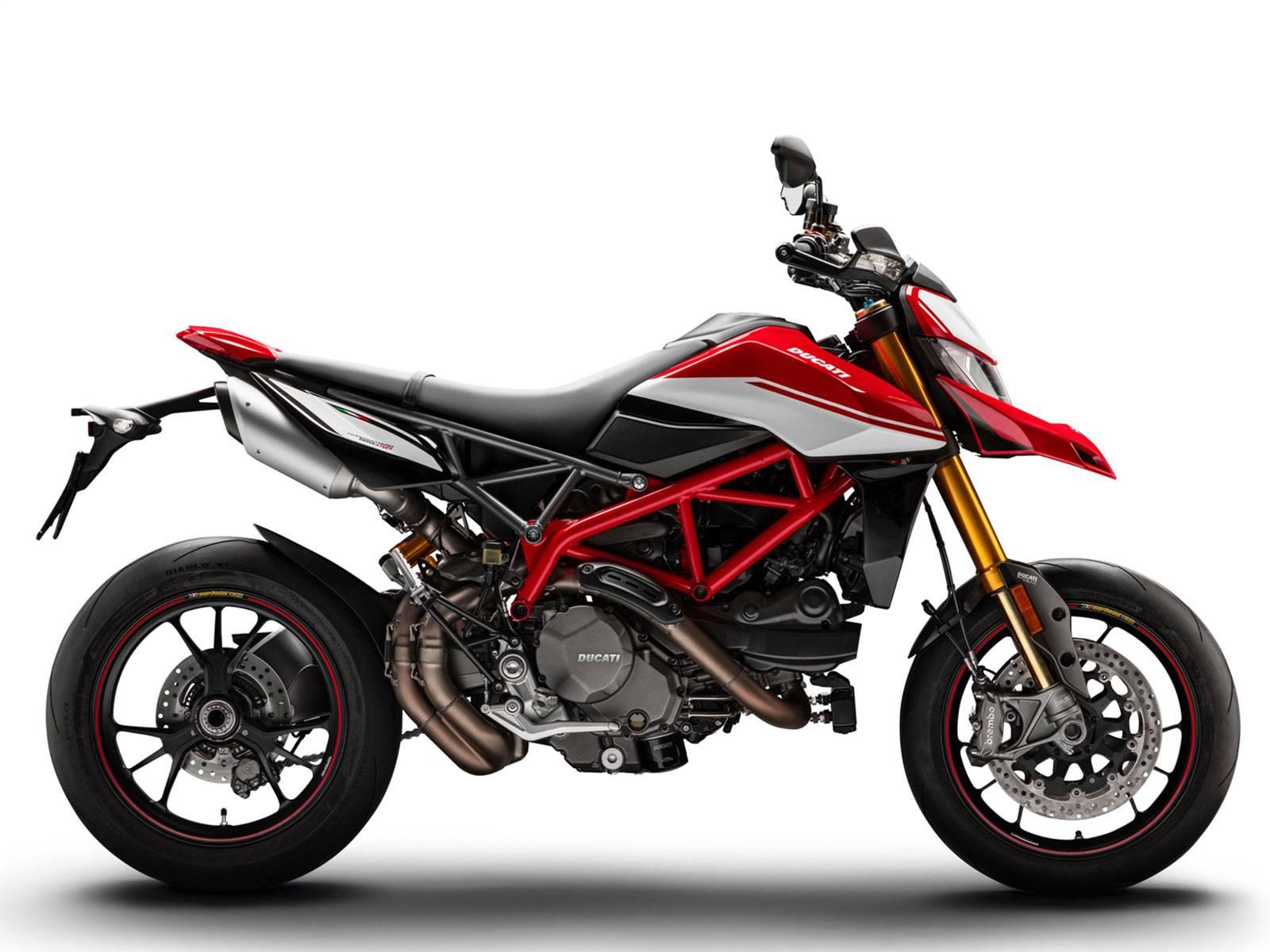 Мотоцикл DUCATI Hypermotard 950 SP - Livery (2019)