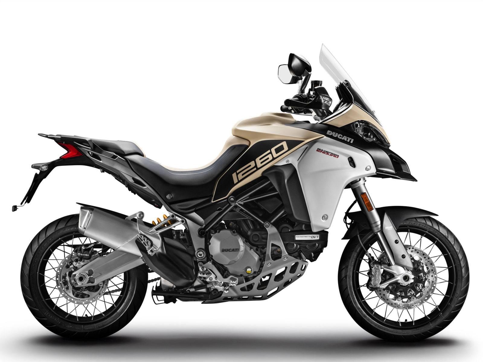 Мотоцикл DUCATI Multistrada 1260 Enduro - Sand (2019)