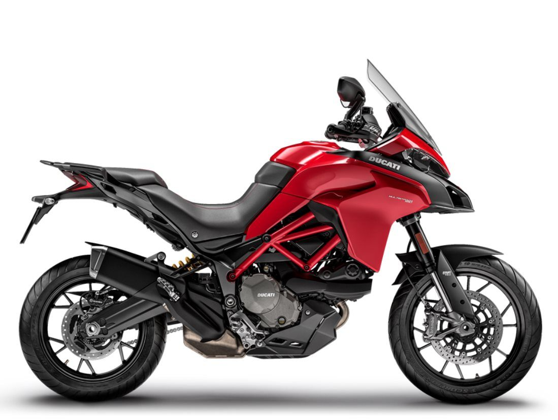 Мотоцикл DUCATI Multistrada 950 - Ducati Red (2019)