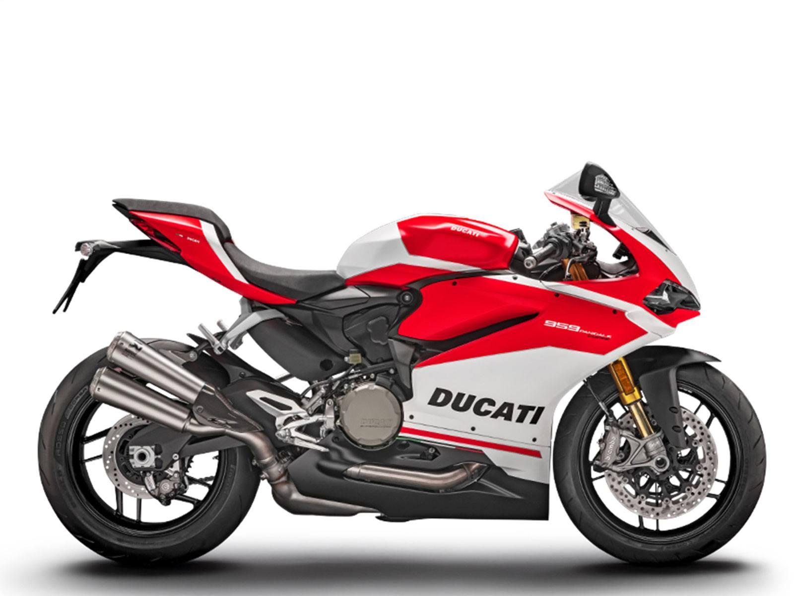 Мотоцикл DUCATI 959 Panigale Corse - Livery (2019)