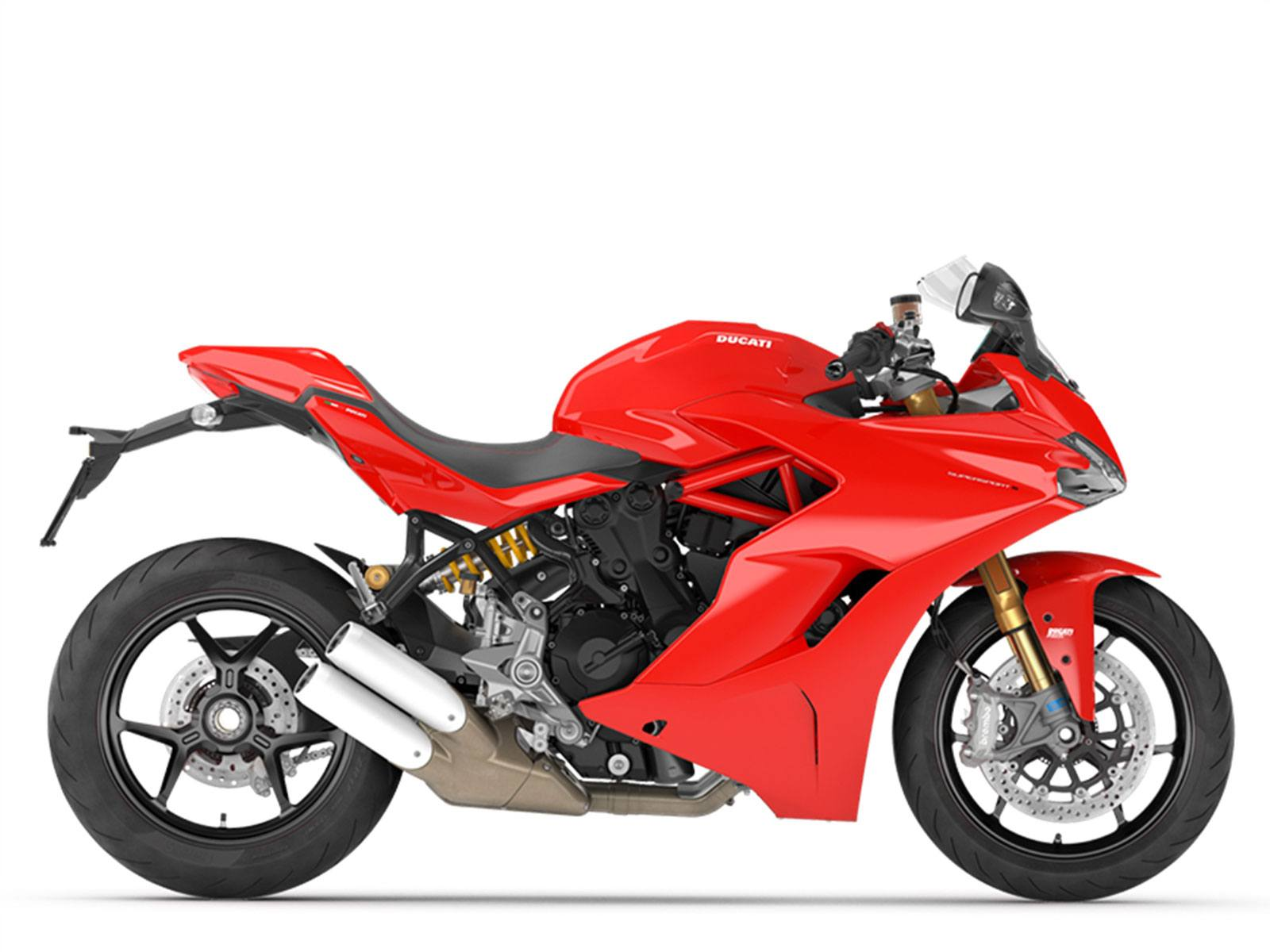 Мотоцикл DUCATI SuperSport S - Ducati Red (2019)