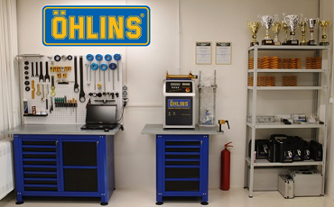 Фото - Официальный сервисный центр OHLINS
