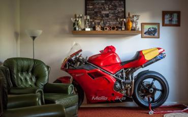 Фото - Зимнее хранение мотоциклов в Москве