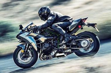 обновленные Kawasaki Ninja H2 Ninja H2 Carbon Ninja H2r