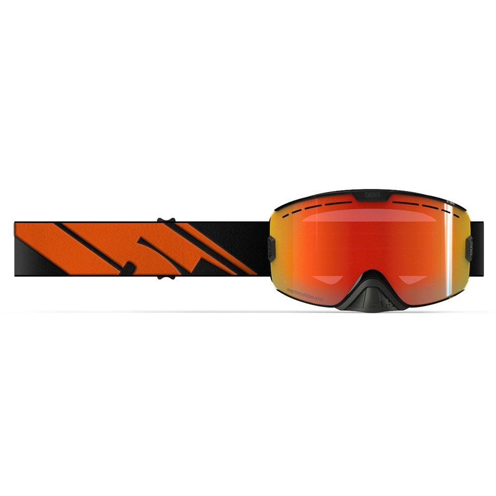 Очки снегоходные 509 KINGPIN Black Fire фотохром