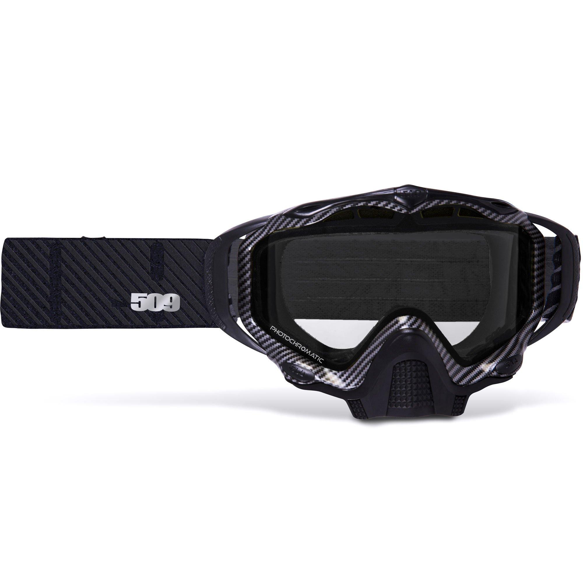Очки снегоходные 509 SINISTER X5 Carbon Fiber