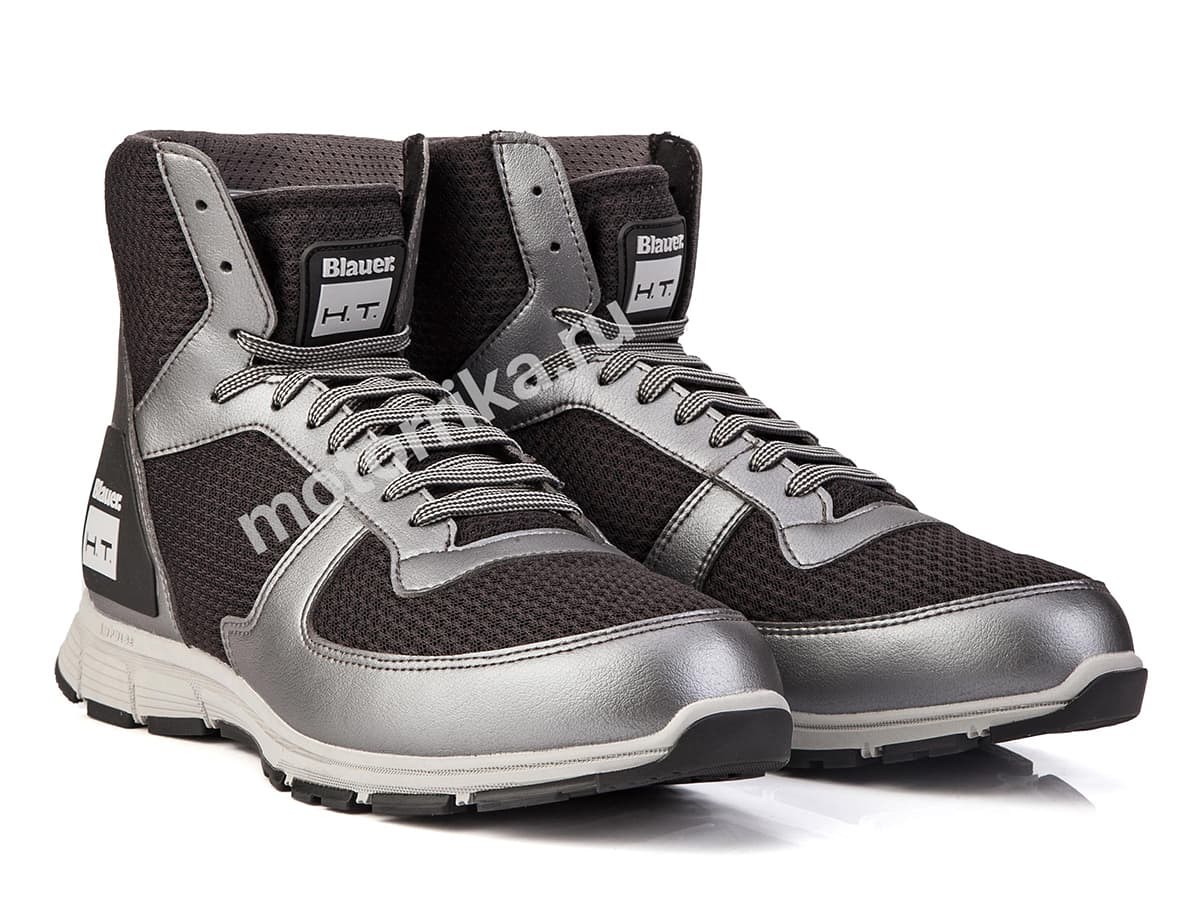 Мотокроссовки Blauer H.T. Sneaker HT01 Grey