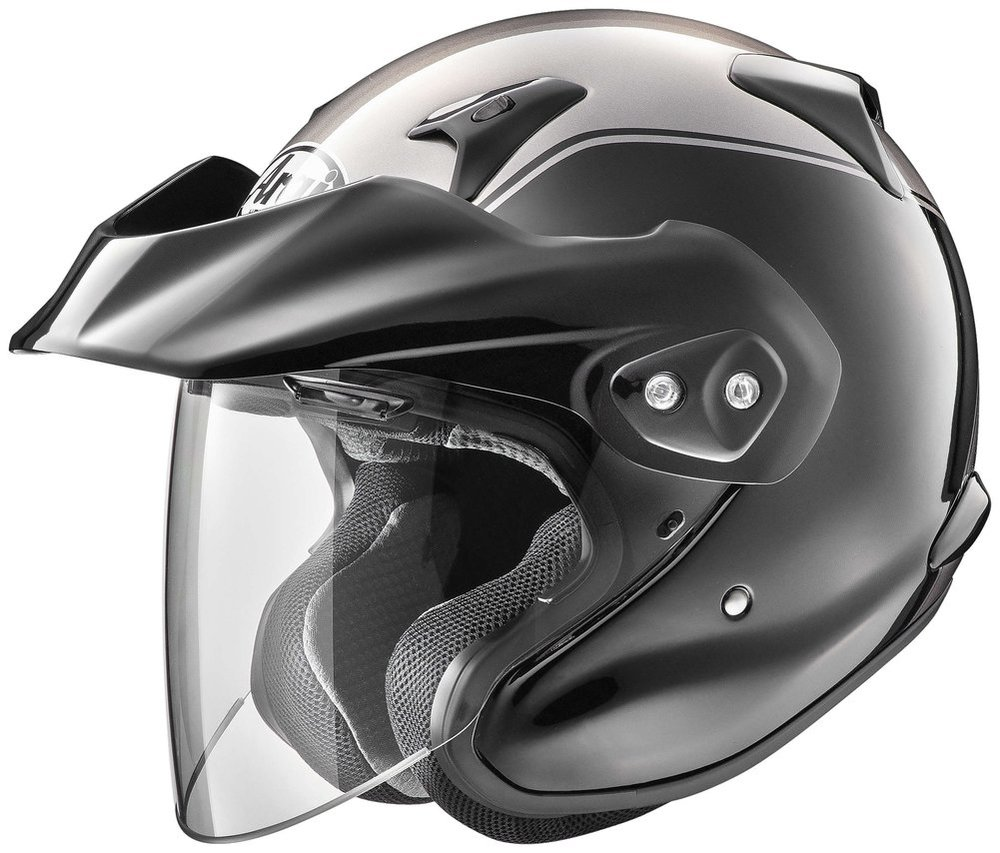 Мотошлем Arai CT-F Honda GoldWing Grey Black
