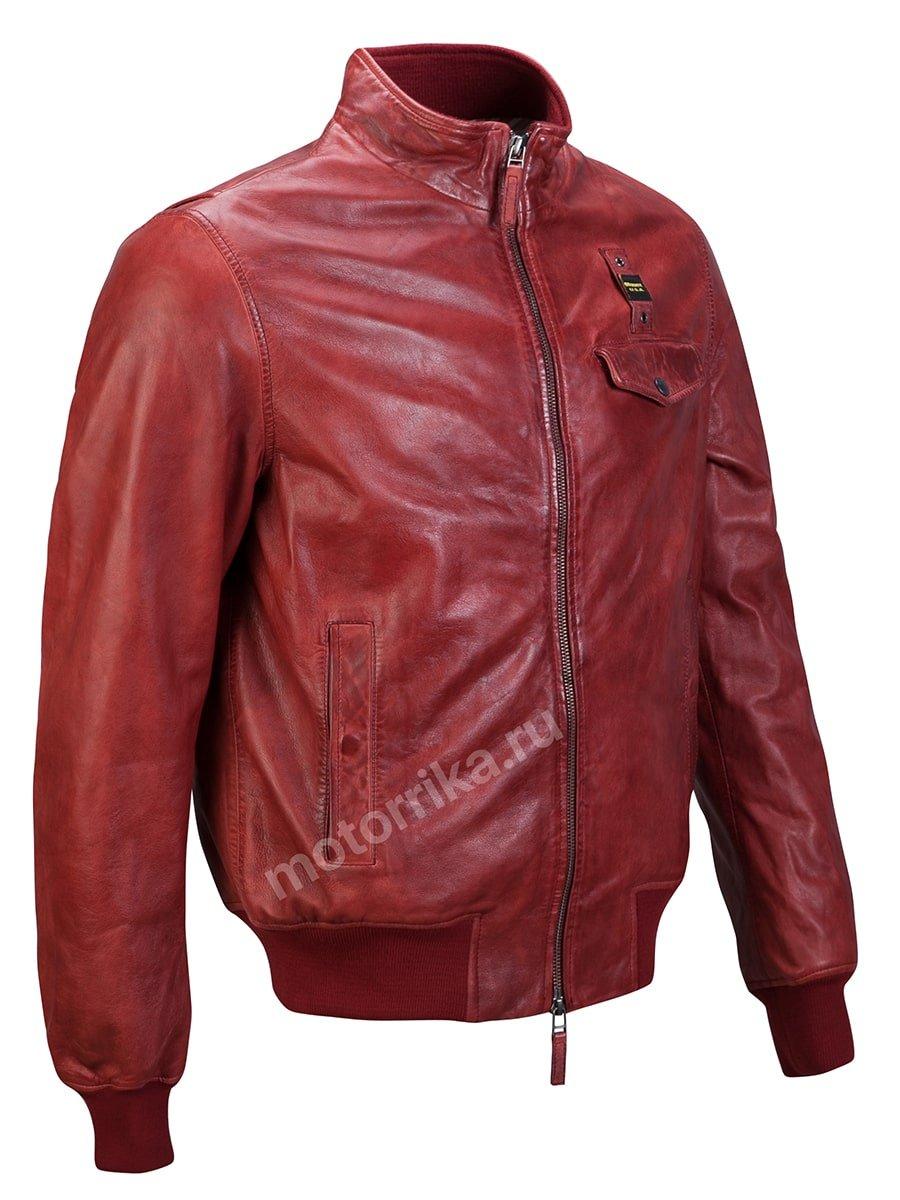 Куртка Blauer USA Красная