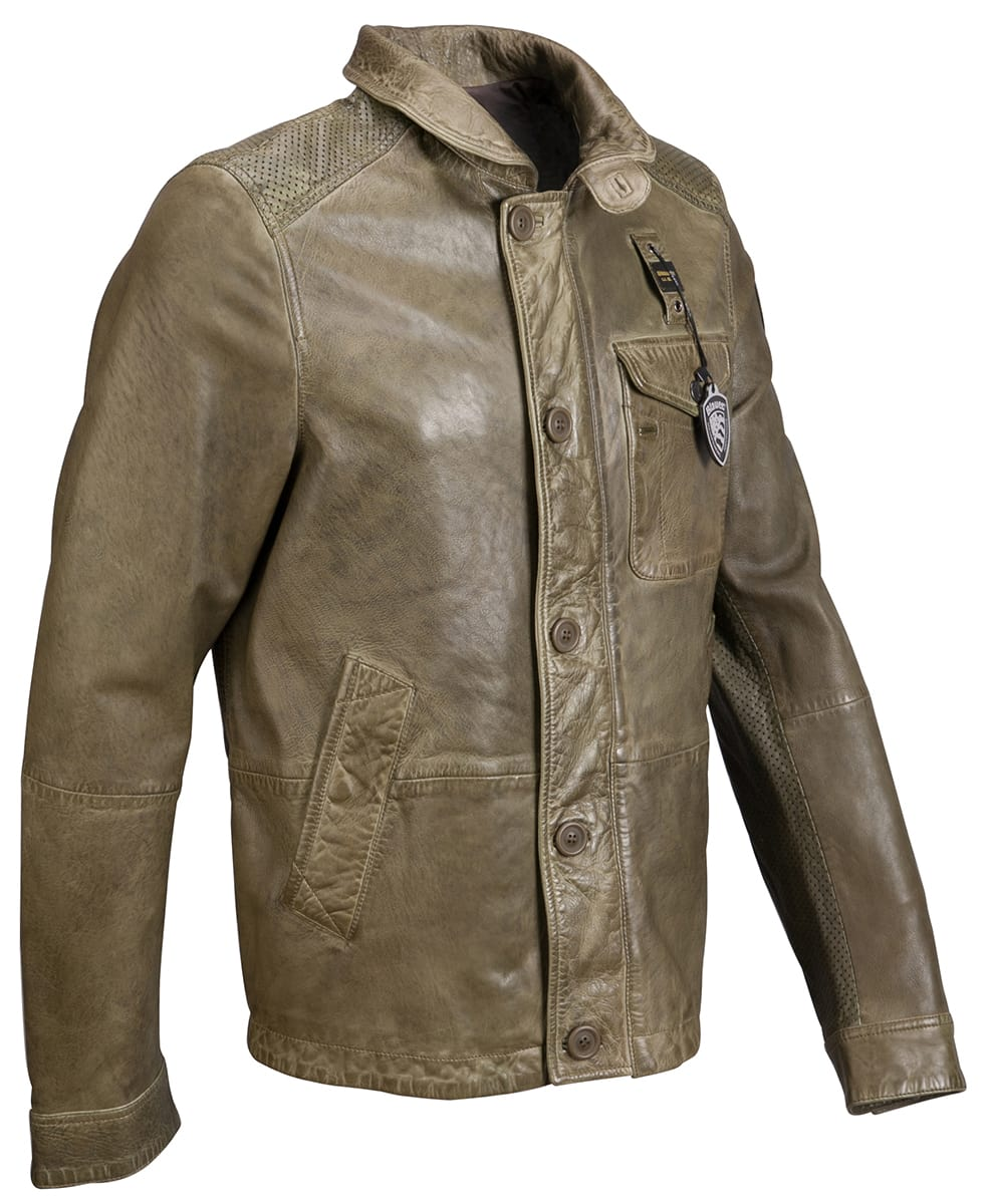 Куртка Blauer USA Зеленая