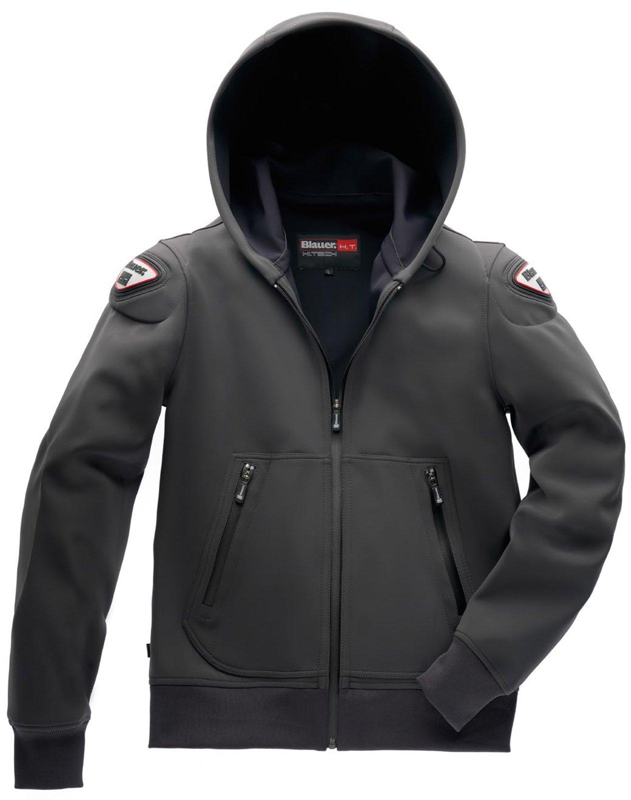 Куртка Blauer H.T. Easy Man 1.1 Antracite