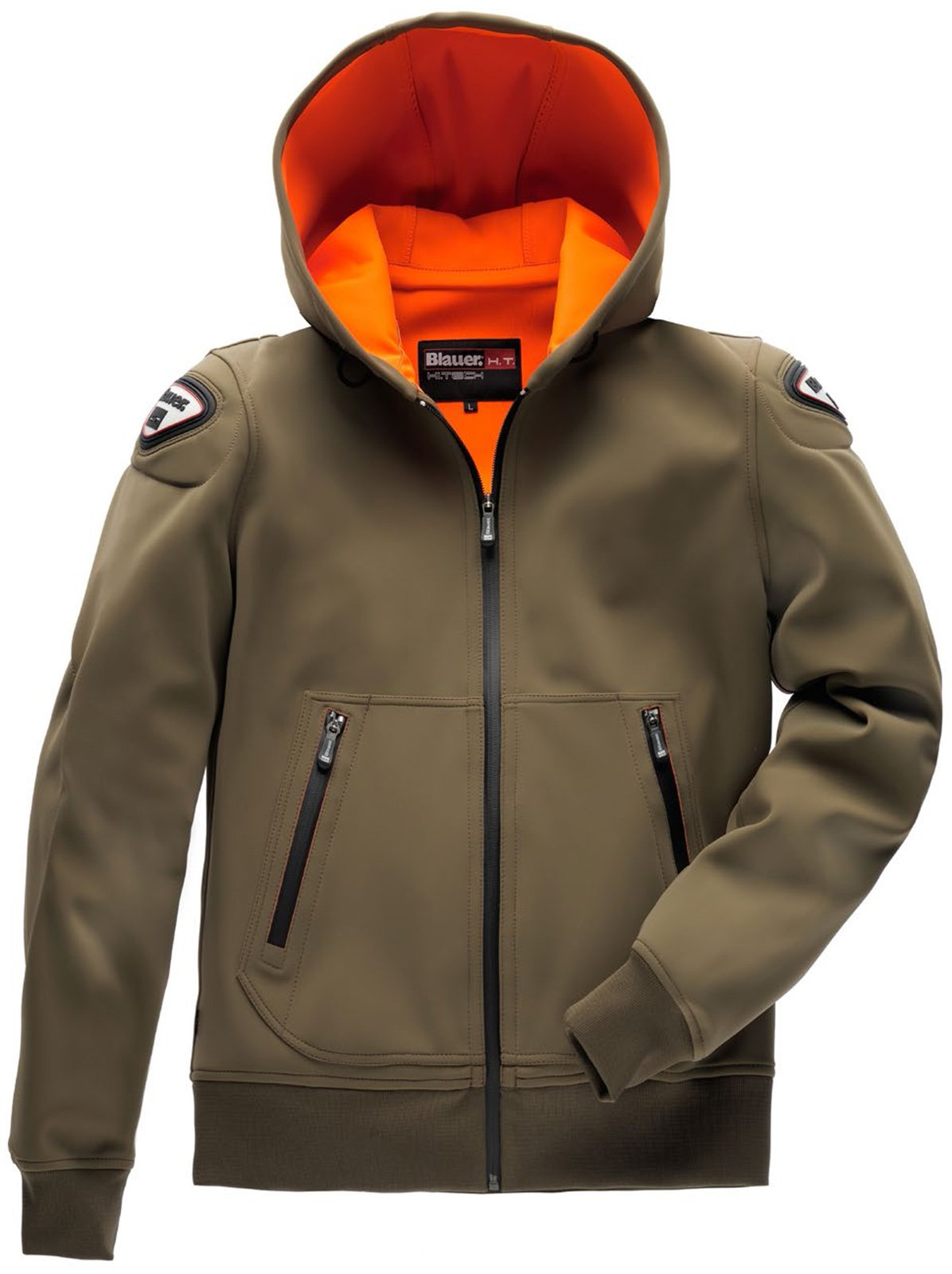 Куртка Blauer H.T. Easy Man 1.1 Bosco