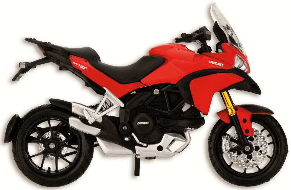 Модель мотоцикла Maisto Ducati Multistrada