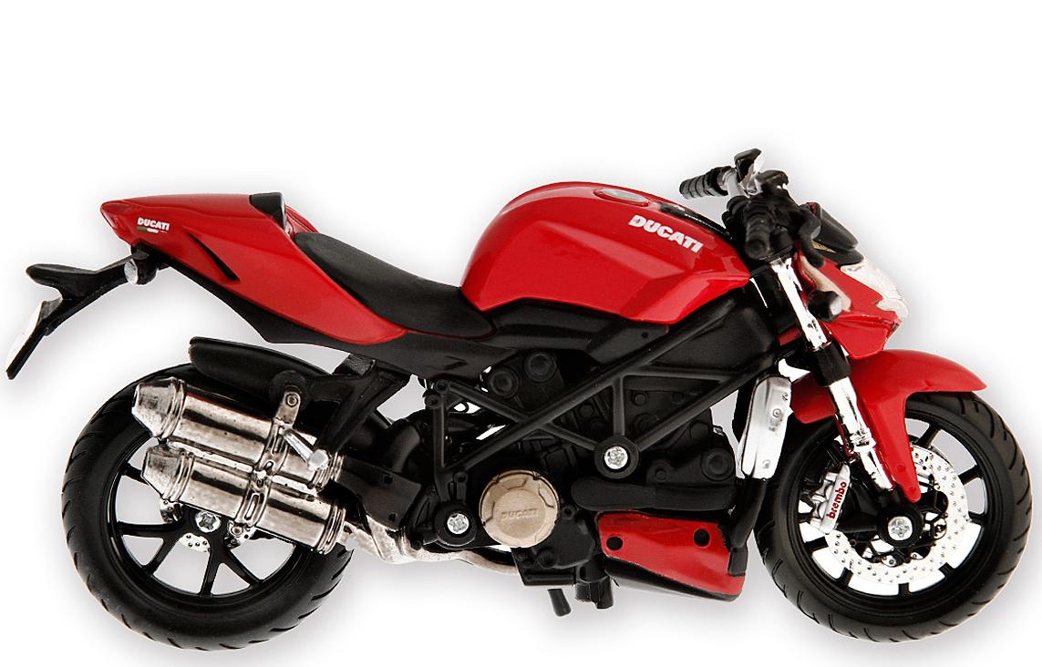 Модель мотоцикла Maisto Ducati Streetfighter S