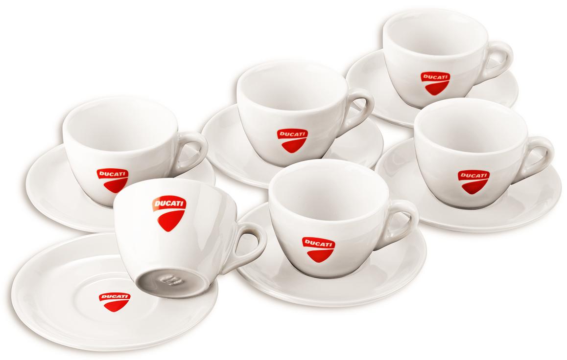 Набор кофейных чашек Ducati Puccino Cup Set Company