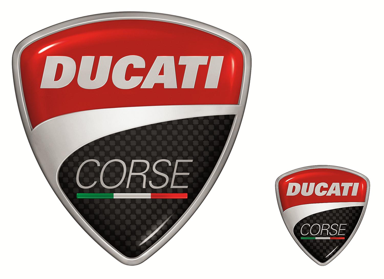 Наклейка Ducati Corse