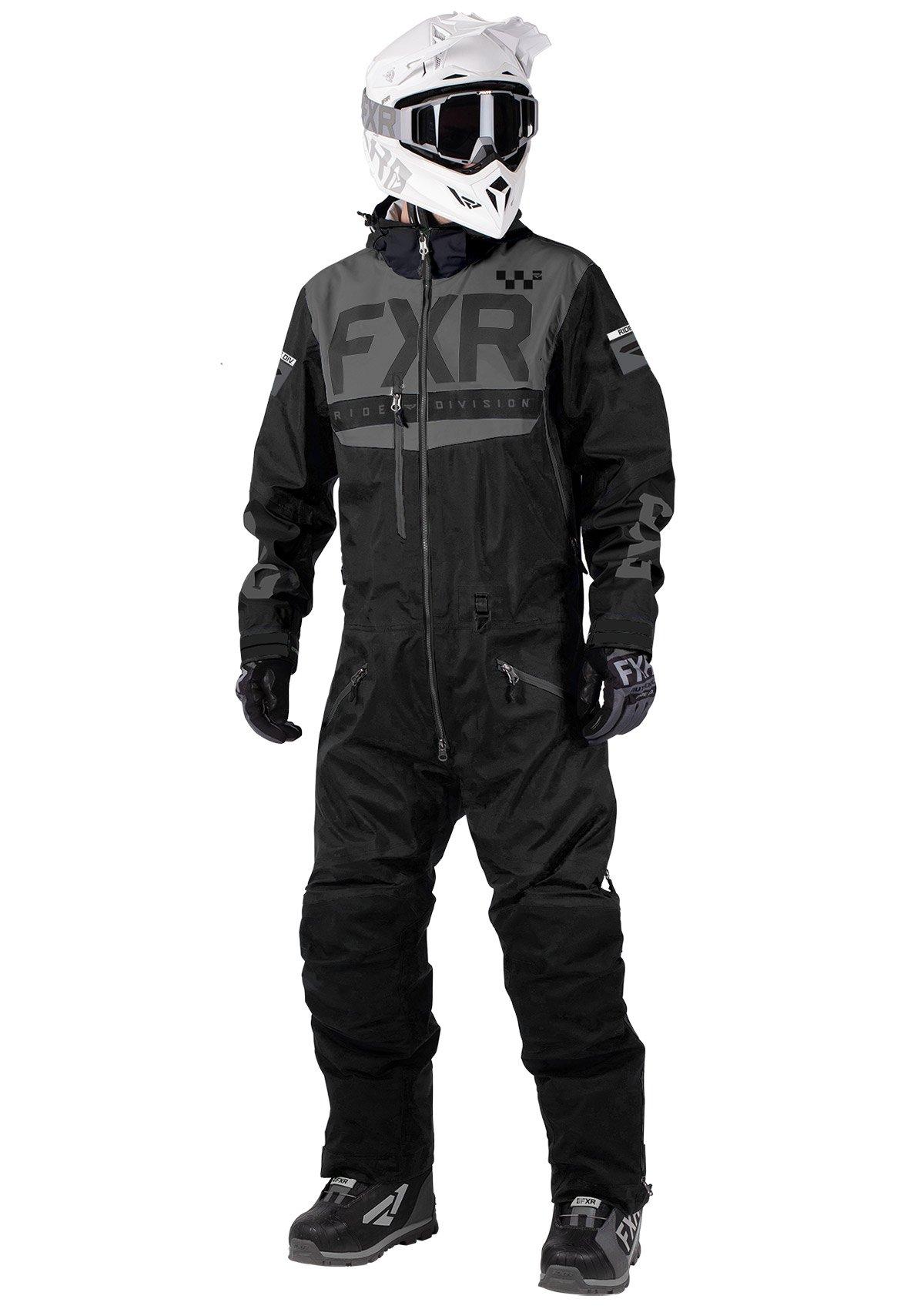 Снегоходный комбинезон FXR HELIUM PRO TRILAMINATE Mono 20 Black Ops