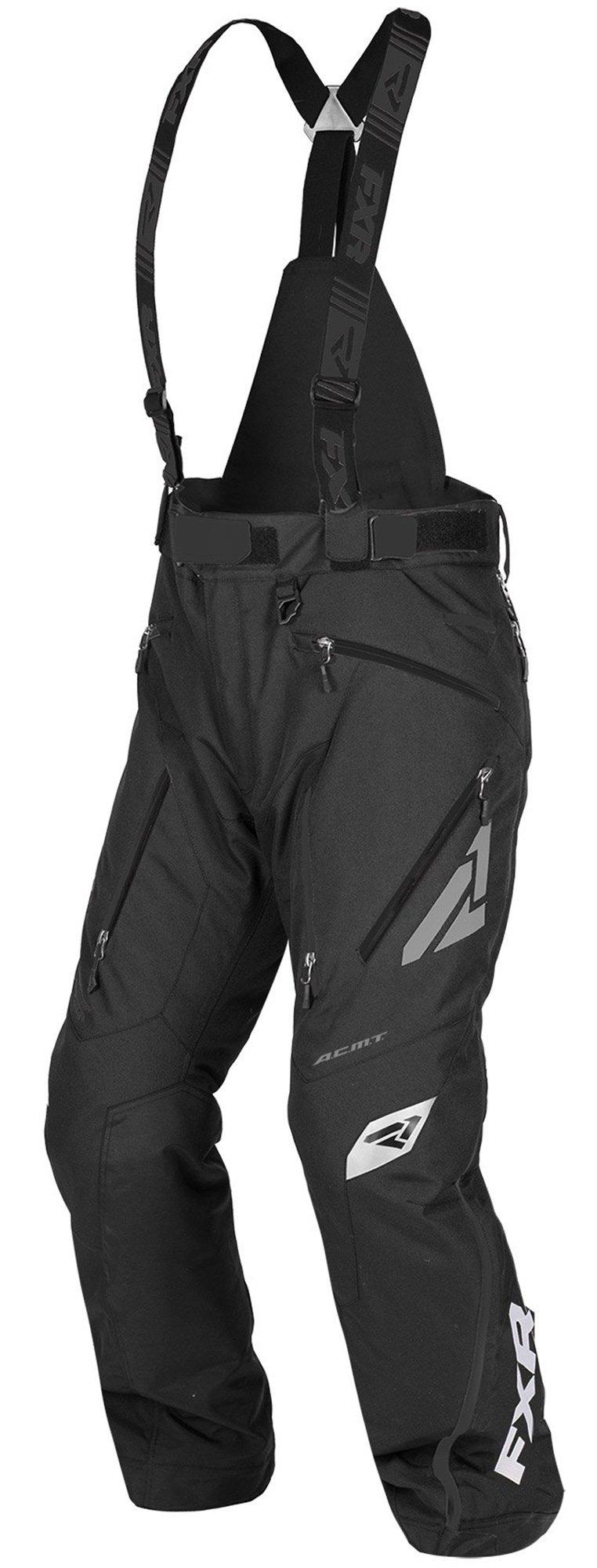Снегоходные брюки FXR MISSION X 19 Black
