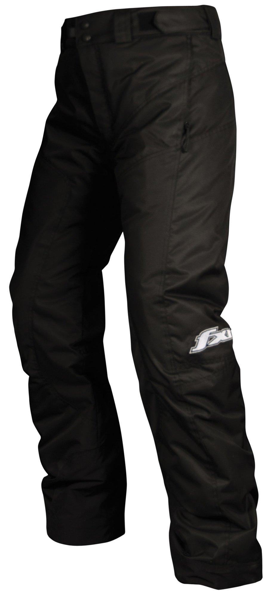 Снегоходные брюки женские FXR FRESH Black