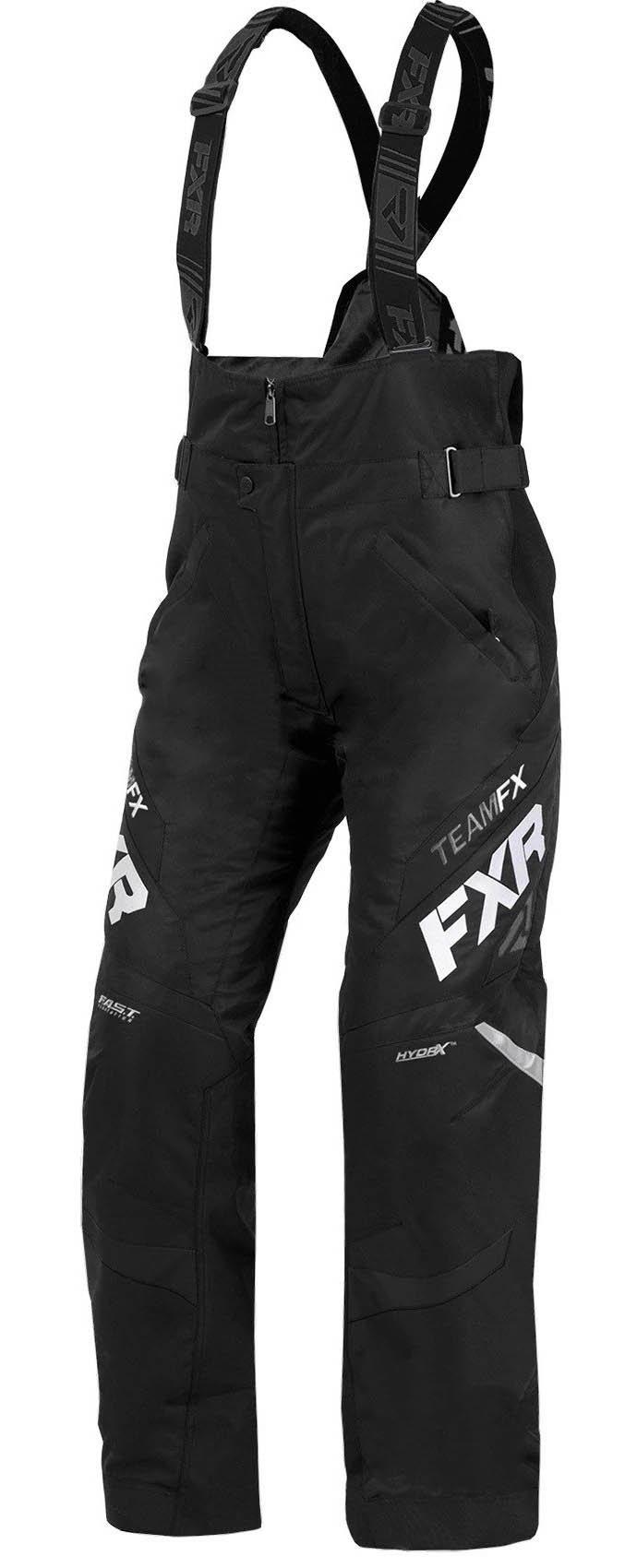 Снегоходные брюки женские FXR TEAM LADY 20 Black