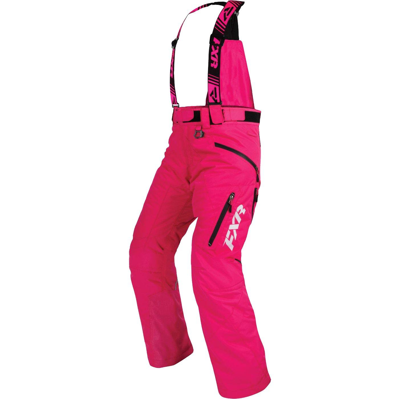 Снегоходные брюки женскиеFXR VERTICAL PRO LADY 15 Fuchsia