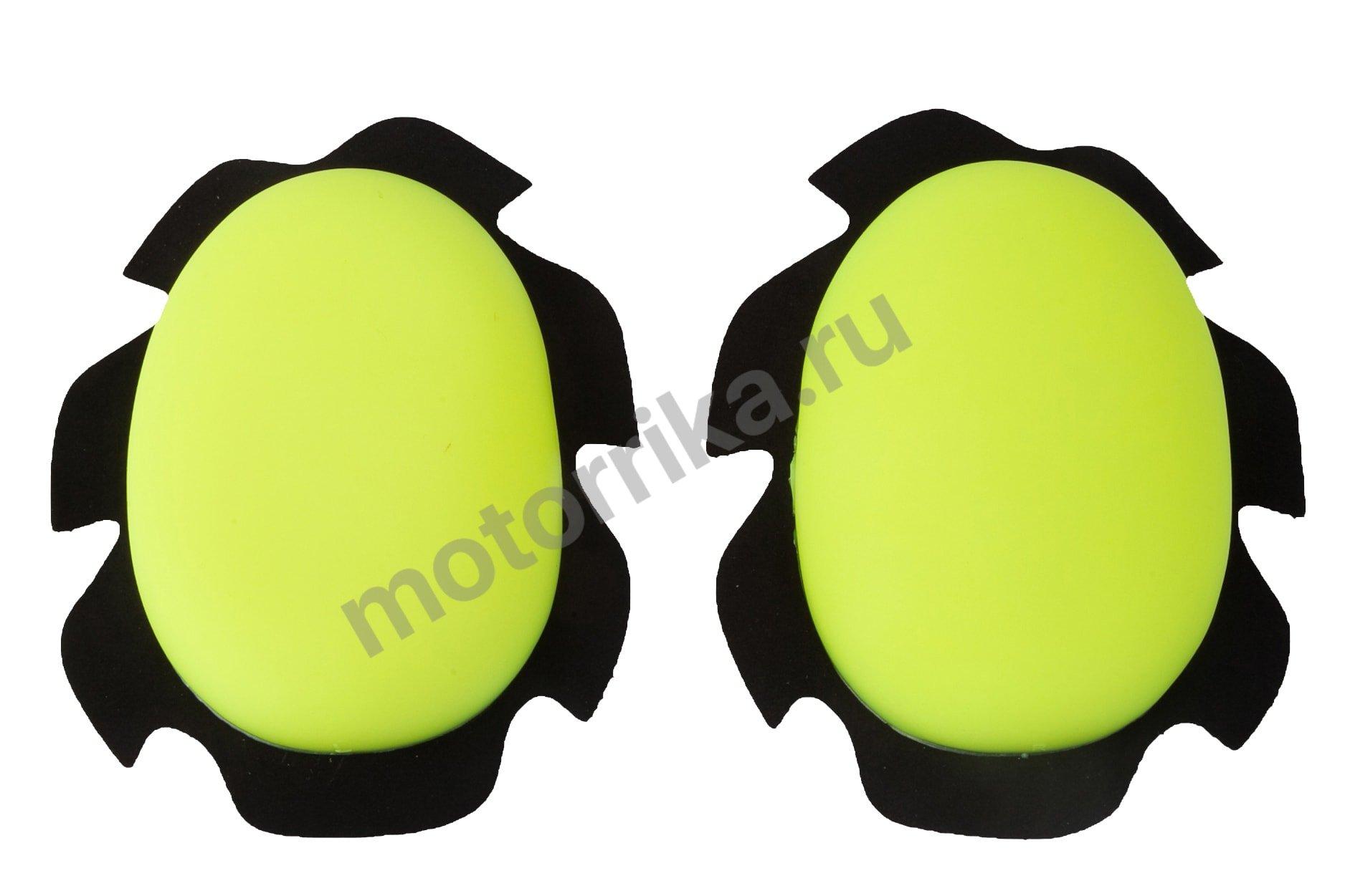Слайдеры коленные Lightech Yellow