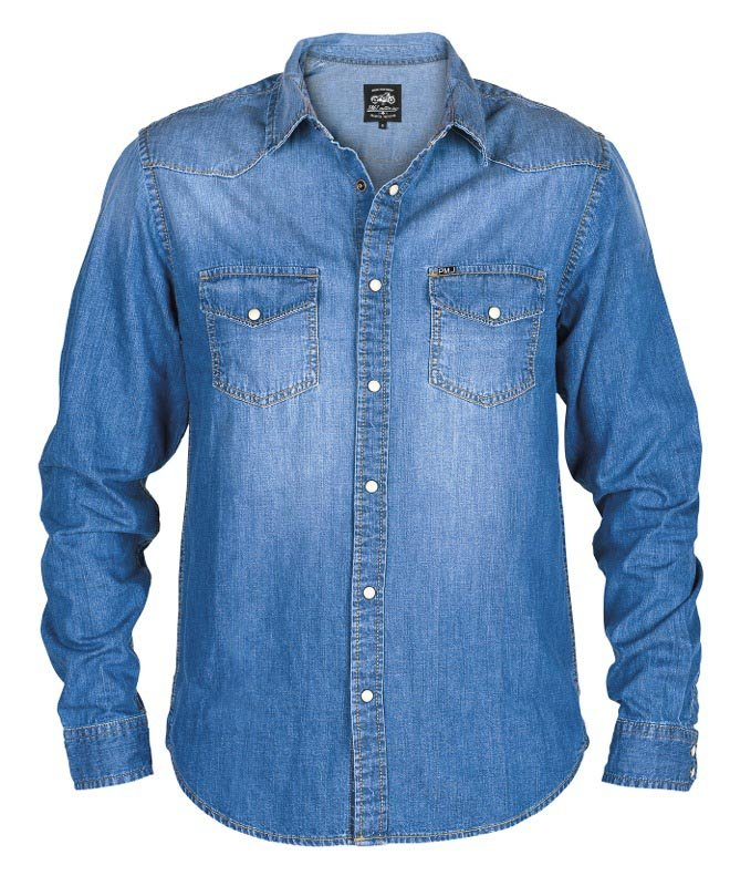Рубашка Promo Jeans Denim Shirt