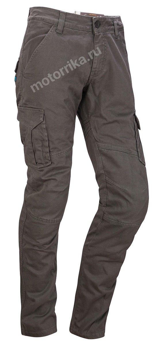Мотобрюки Promo Jeans Santiago Grey