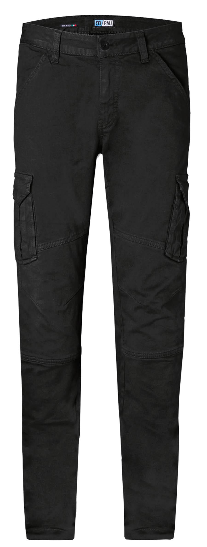 Мотобрюки Promo Jeans Santiago Black