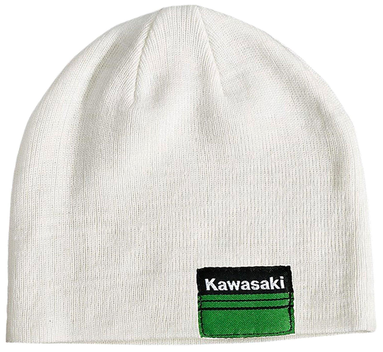 Шапка Kawasaki Sports II White