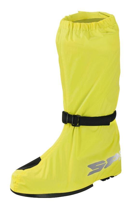 Дождевые бахилы SPIDI HV-COVER Fluo/Yellow