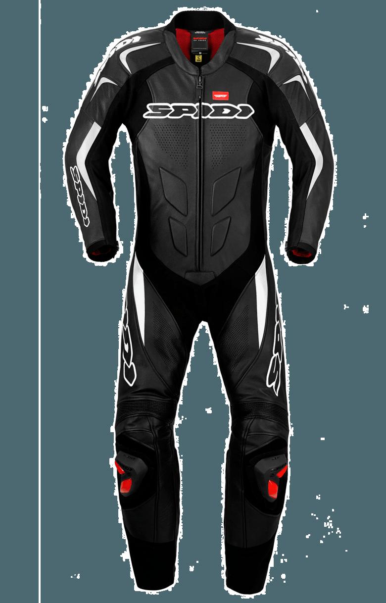 Мотокомбинезон SPIDI SUPERSPORT WIND PRO Black/White