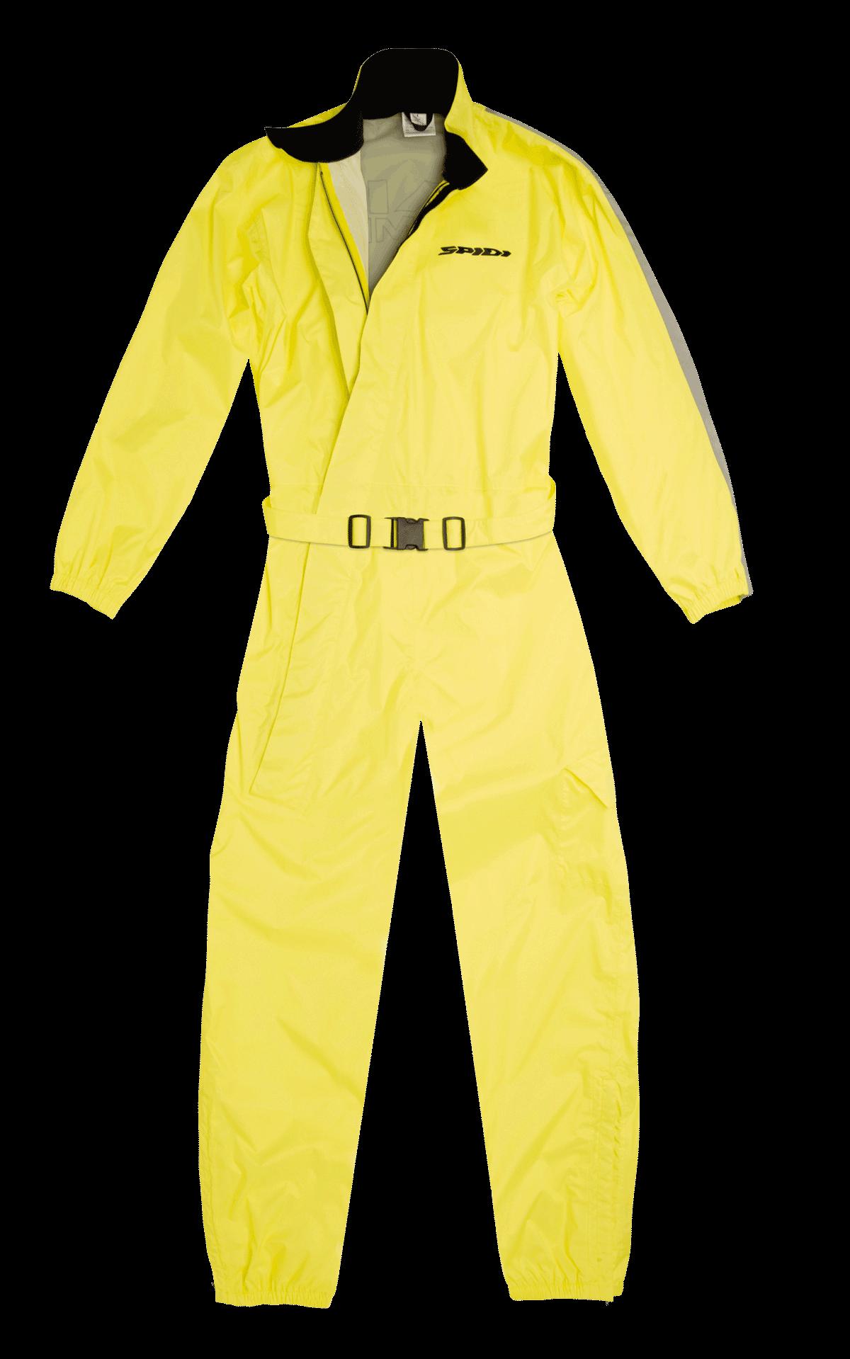 Комбинезон-дождевик SPIDI RAIN FLUX Yellow/Black
