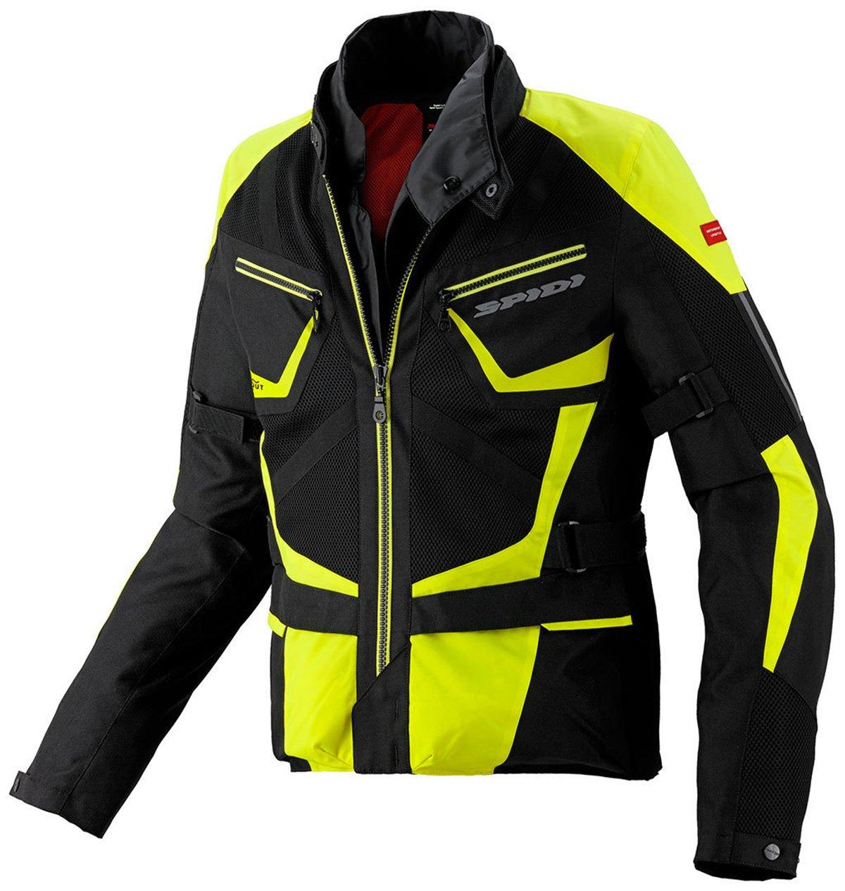 Мотокуртка SPIDI VENTAMAX Yellow Fluo
